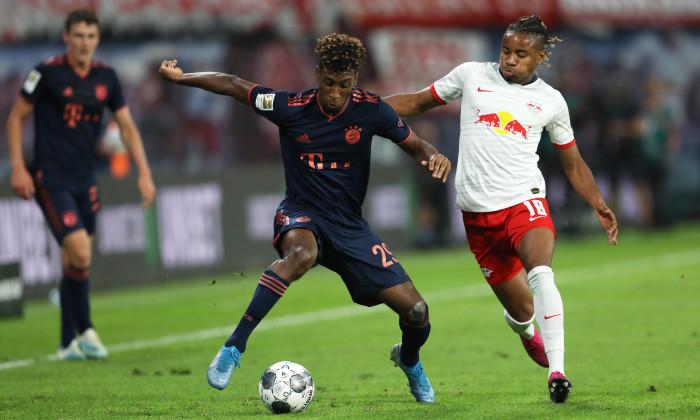 RB Leipzig FC Bayern Muenchen - Bundesliga