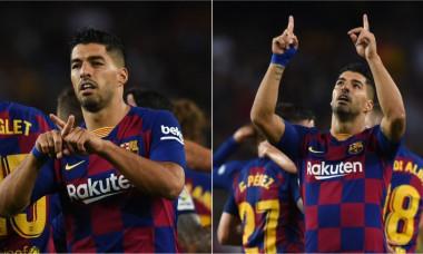 Luis Suarez Xana Barcelona