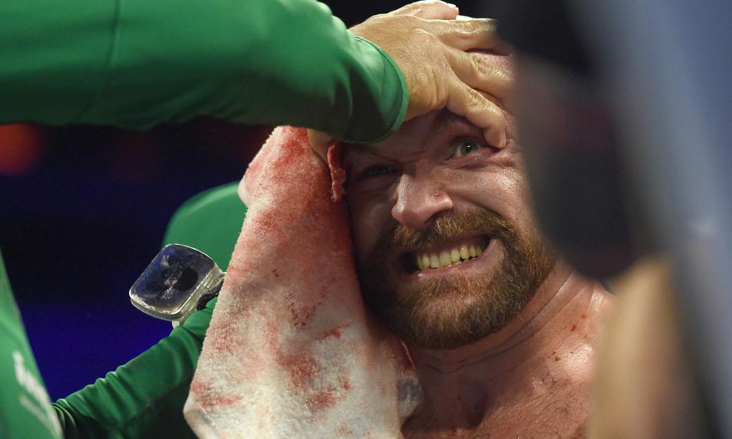 Tyson Fury v Otto Wallin