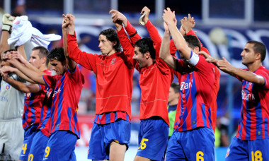 FOTBAL:STEAUA BUCURESTI-FC BRASOV 2-1,LIGA 1 (3.08.2008)