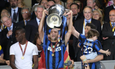 Cristi Chivu Champions League