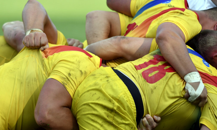 RUGBY:ROMANIA A U23-ENGLAND COUNTIES, TEST (4.06.2019)