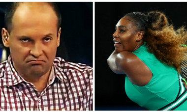 radu banciu serena williams