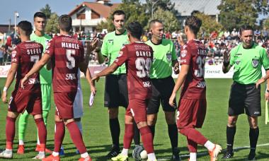 FOTBAL:FC ARGES PITESTI-RAPID BUCURESTI, LIGA 2 (15.09.2019)