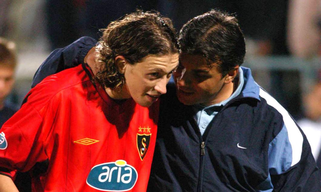 FOTBAL:FC NATIONAL-GALATASARAY 1-1, AMICAL (5.09.2003)