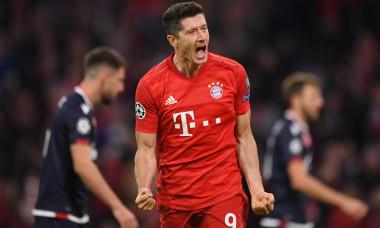 Robert Lewandowski Bayern Munchen