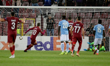 CFR Cluj v Lazio Roma: Group E - UEFA Europa League
