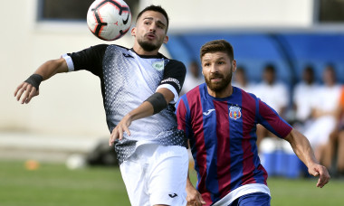 FOTBAL:CSA STEAUA BUCURESTI-CONCORDIA CHIAJNA, CUPA ROMANIEI (11.09.2019)