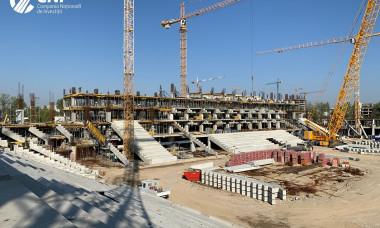 stadion Steaua tribune 120919