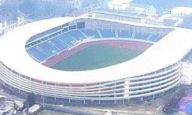 Stadion targu jiu