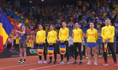 echipa de tenis Romania