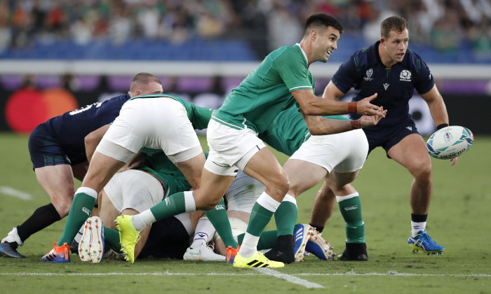 Ireland v Scotland - Rugby World Cup 2019: Group A