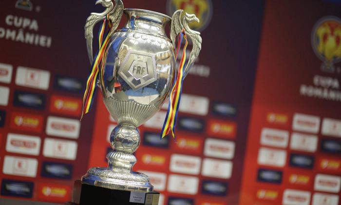 Trofeul Cupei României / Foto: FRF.ro