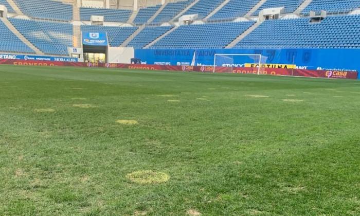 gazon stadion craiova