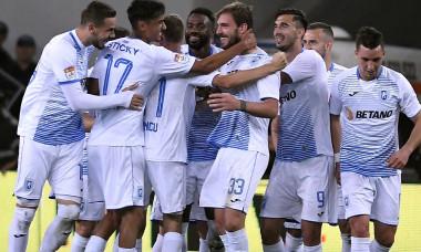 FOTBAL:UNIVERSITATEA CRAIOVA-FC VIITORUL, LIGA 1 CASA PARIURILOR (30.09.2019)