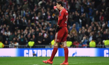 Real Madrid v Ajax - UEFA Champions League Round of 16: Second Leg