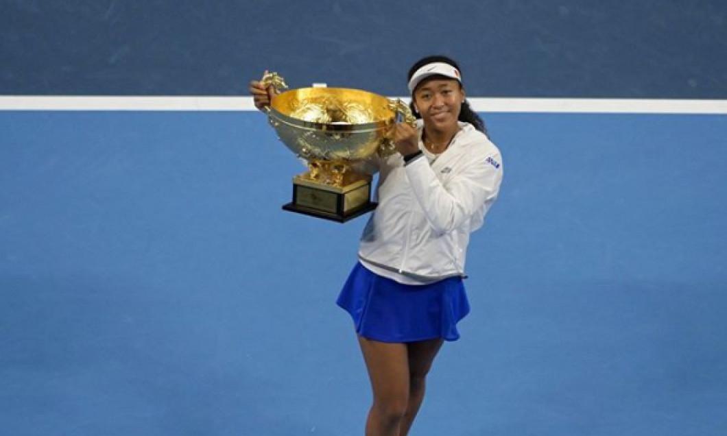 Naomi Osaka Beijing