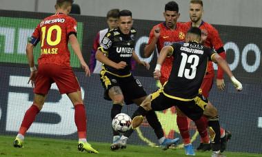 FOTBAL:FCSB-DINAMO BUCURESTI, LIGA 1 CASA PARIURILOR (5.10.2019)