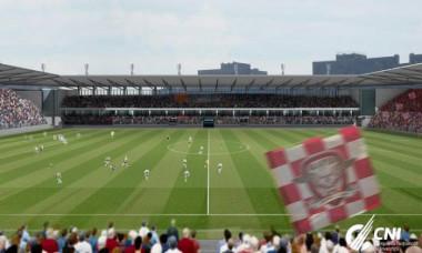 noul stadion rapid