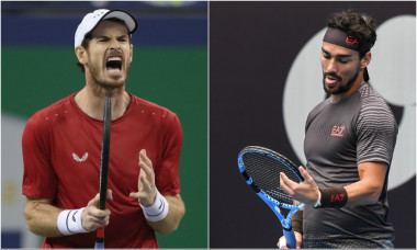 Andy Murray Fabio Fognini