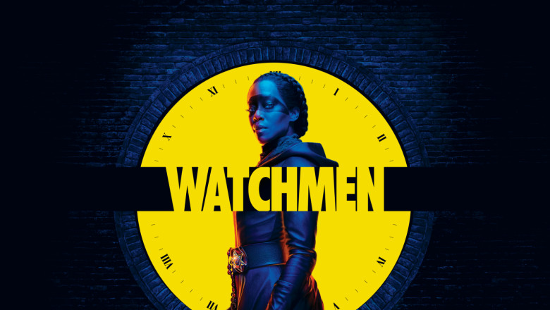 watchmen serial