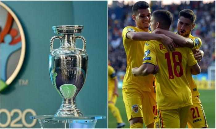 Trofeu EURO 2020 România