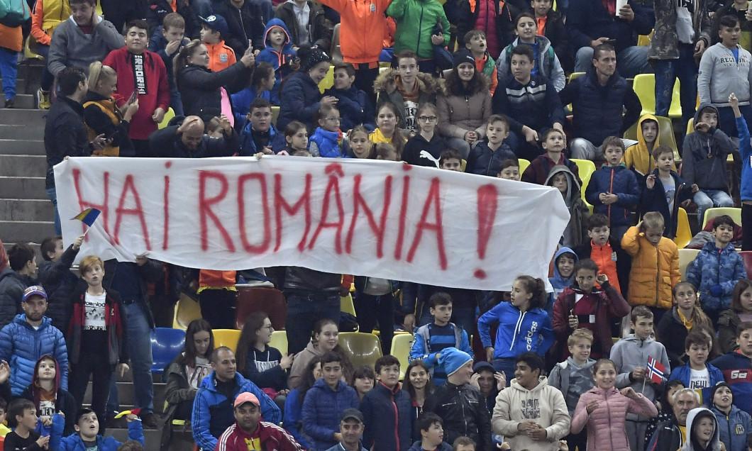 FOTBAL:ROMANIA-NORVEGIA, PRELIMINARIILE C.E. 2020 (15.10.2019)