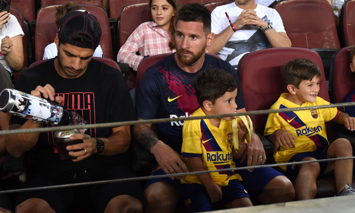 FC Barcelona v Real Betis - La Liga