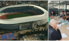 stadion pandurii tg jiu colaj