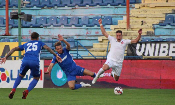 FOTBAL:AFC HERMANNSTADT-FC VOLUNTARI, LIGA 1 CASA PARIURILOR (18.10.2019)