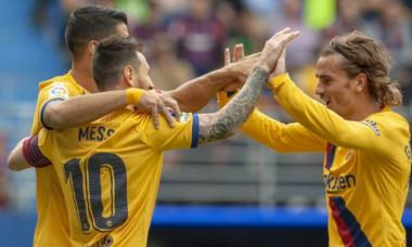 Messi Suarez Griezmann Barcelona