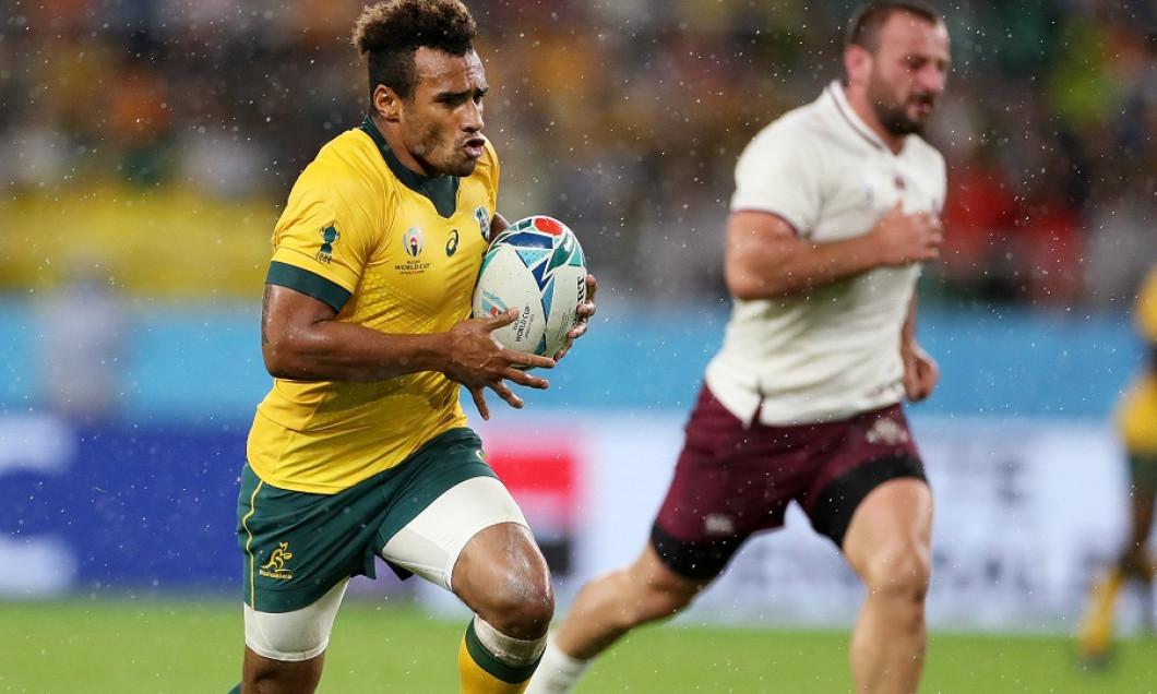 Australia vs Georgia