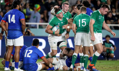 Irlanda rugby