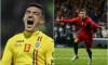 Claudiu Keseru Cristiano Ronaldo