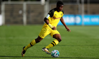 Bayer Leverkusen U17 v Borussia Dortmund U17 - B Juniors German Championship Semi Final Leg One