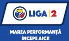 Liga 2 se vede la Digi Sport/ foto: frf.ro