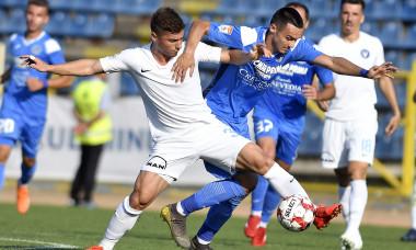 FOTBAL:ACADEMICA CLINCENI-FC VIITORUL, LIGA 1 CASA PARIURILOR (20.10.2019)