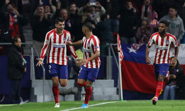Atletico Madrid v Bayer Leverkusen: Group D - UEFA Champions League