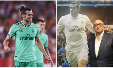 Gareth Bale Real Madrid Jonathan Barnett