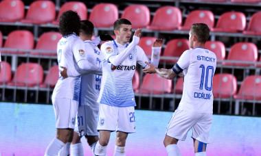 FOTBAL:FC VOLUNTARI-UNIVERSITATEA CRAIOVA, CUPA ROMANIEI (31.10.2019)