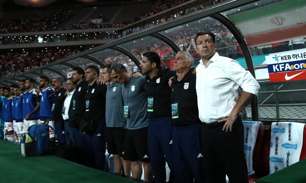 South Korea v Iran - International Friendly
