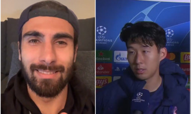 andre gomes heung-min son
