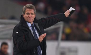 VfB Stuttgart v Liege - UEFA Cup