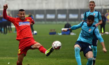 FOTBAL:FCSB-CHINDIA TARGOISTE, AMICAL (16.11.2019)