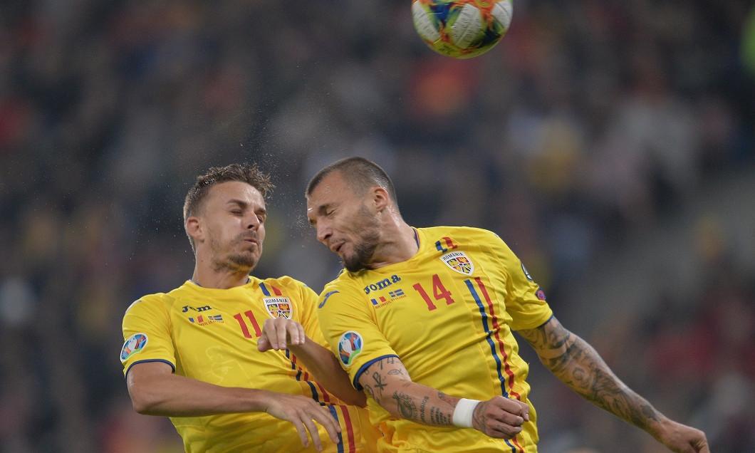 FOTBAL -ROMANIA -SUEDIA - PRELIMINARII EURO 2020