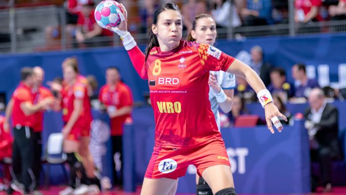 cristina neagu campionatul european de handbal feminin 2018