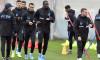 FOTBAL:ANTRENAMENT FCSB INAINTE MECI DINAMO BUCURESTI (4.10.2019)