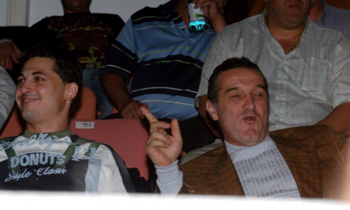 FOTBAL:STEAUA BUCURESTI-FARUL CONSTANTA 2-0(26.08.2006)