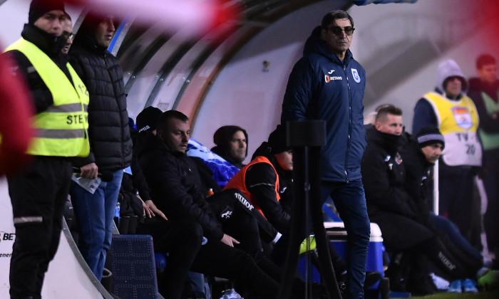 FOTBAL:UNIVERSITATEA CRAIOVA-AFC HERMANNSTADT, LIGA 1 CASA PARIURILOR (24.11.2019)