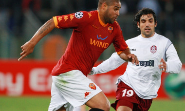 AS Roma v CFR Cluj - UEFA Champions League